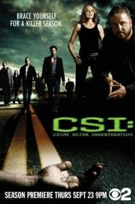 CSI Las Vegas.