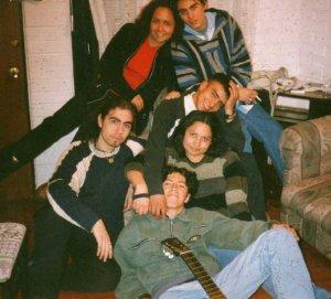 Apóstol Matías. Mansión Galaz, 1999.