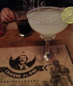 El tequila margarita, un imperdible.