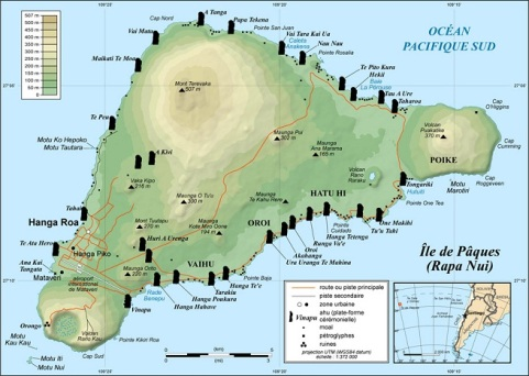 mapa rapa nui