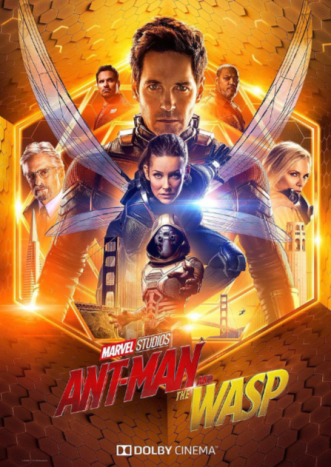 ANT-MAN AND THE WASP: EL HOMBRE HORMIGA Y LA AVISPA [2018] [4K 2160p UHD] [Latino-Inglés] [GoogleDrive]